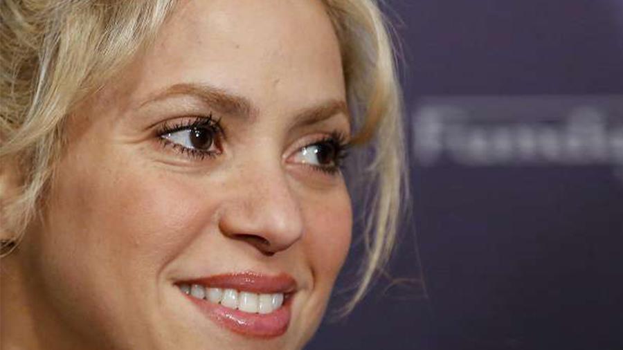 Viralizan foto de Shakira