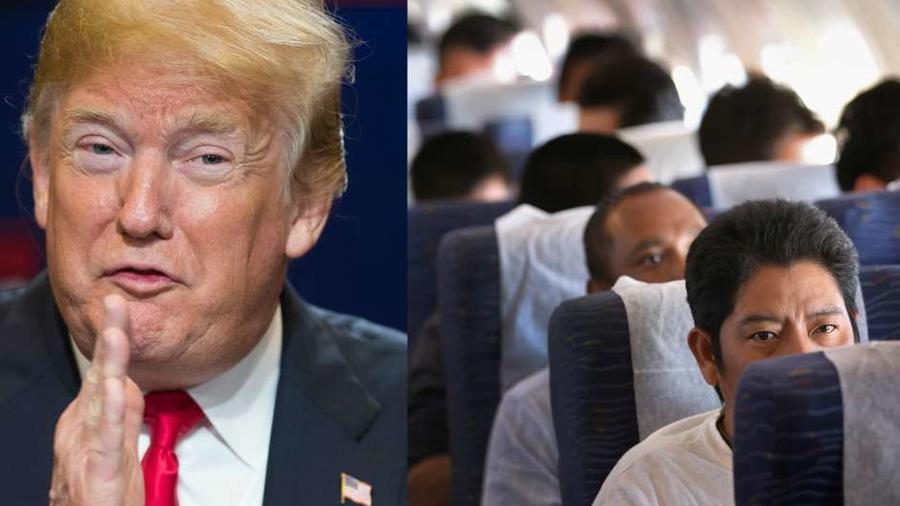 Trump canceló el TPS para El Salvador, Haití, Nicaragua, Sudán, Liberia y Nepal