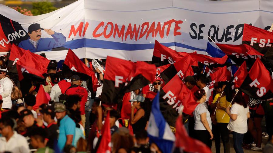 Protestas en Nicaragua contra la sangría que no cesa desde el pasado mes de abril