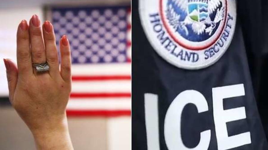 Las detenciones de ICE en oficinas de USCIS desataron alertas.