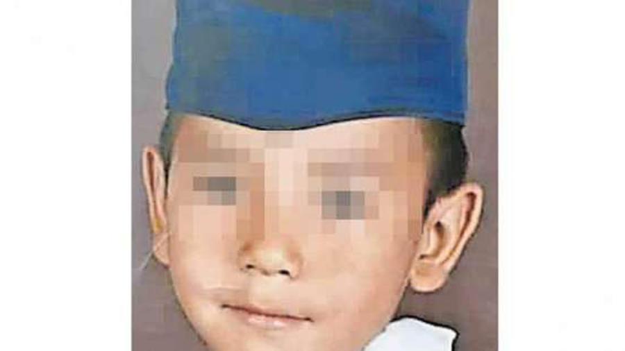 Un niño de seis años salió fue encontrado torturado y envuelto en una bolsa de plástico