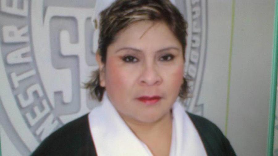 Lina Luna Castañeda, de 53 años, fue hallada muerta.