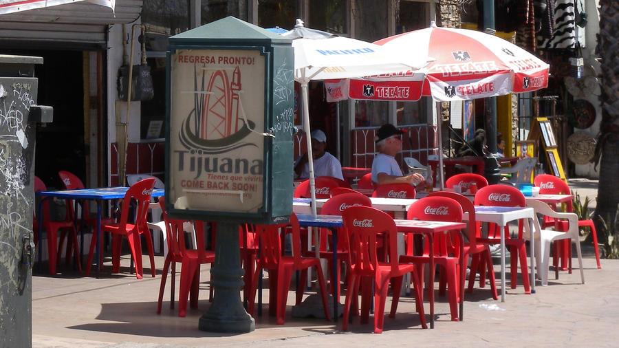 Tacho Shop Tijuana, Mexico