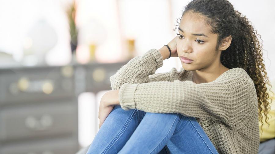Depresión en adolescentes