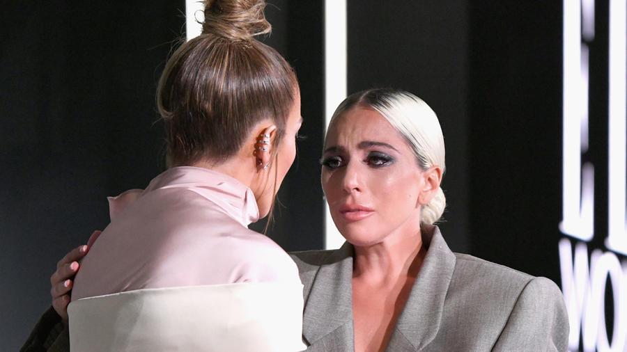 JLo y Lady Gaga