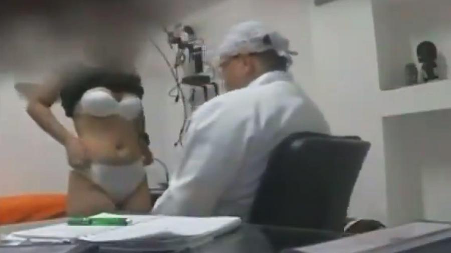 Cirujano inapropiado