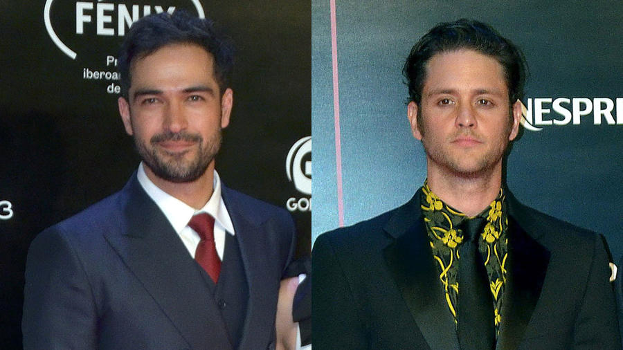 Poncho Herrera y Christopher Uckermann