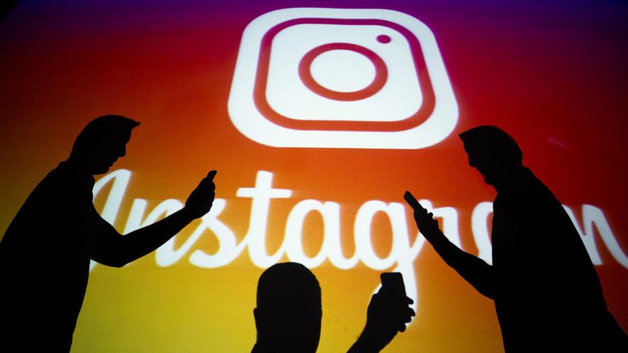 Usuarios de la red social Instagram