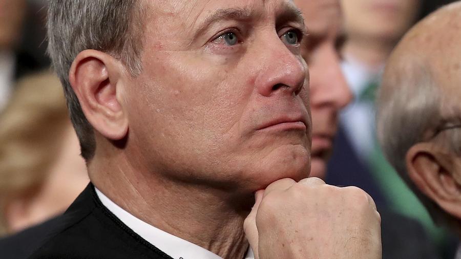 John Roberts, el presidente de la Suprema Corte de Justicia