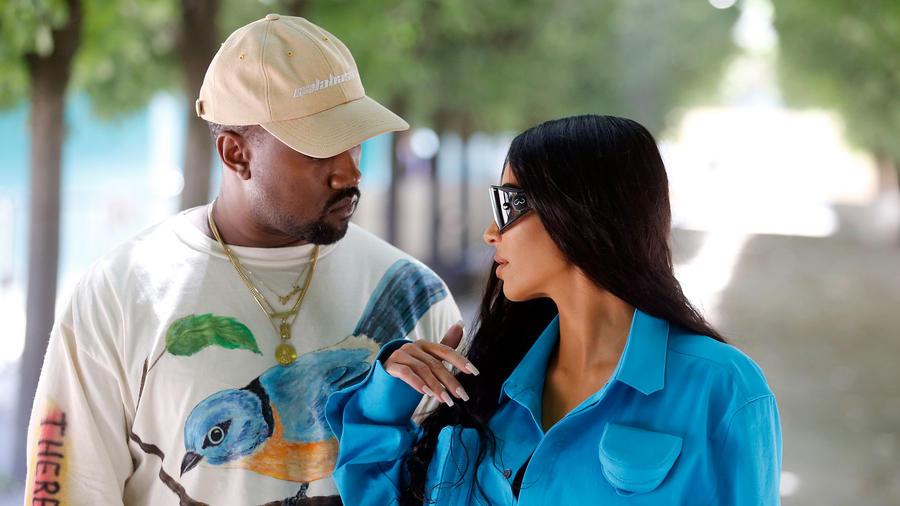 Kim Kanye Fotos
