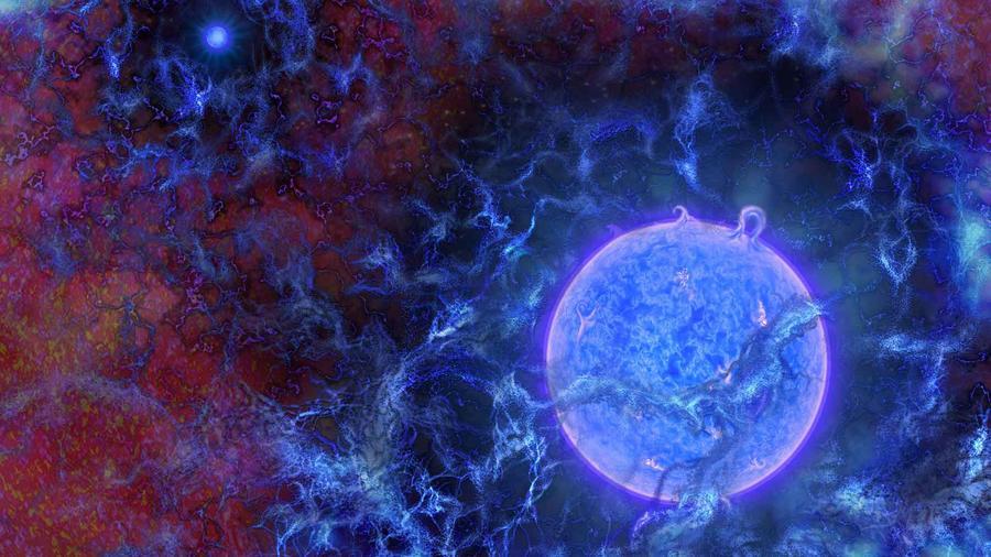 ¿De qué color es la vida extraterrestre?