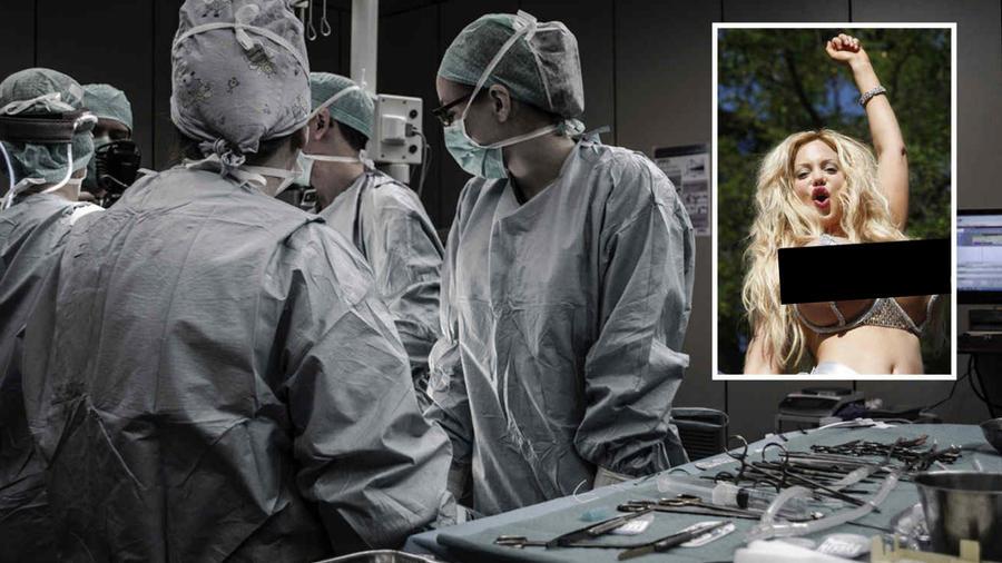 La actriz pornográfica quiere aumentar sus glúteos a más del doble