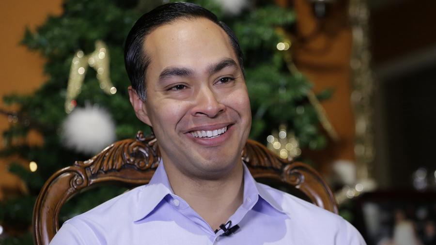 El demócrata Julian Castro