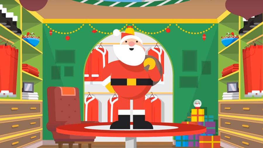 Santa Traker