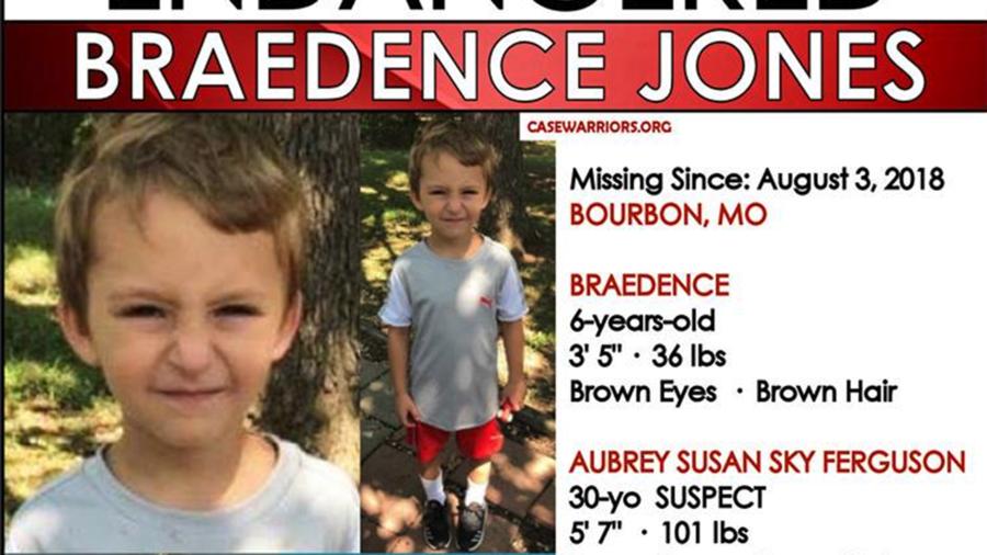 Braedence Jones