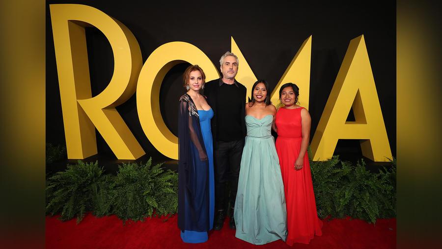 """Las nominaciones de """"Roma"""" al Oscar"""