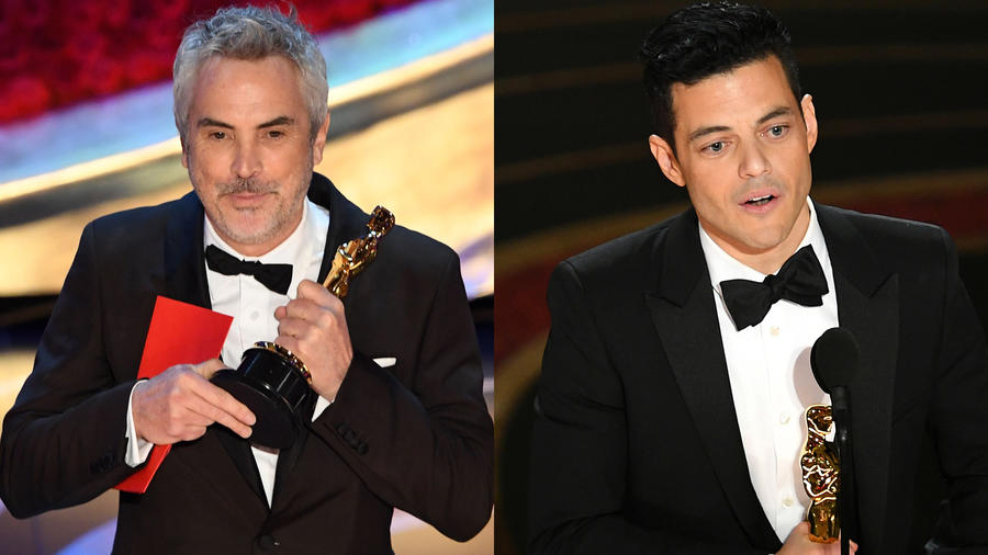Los ganadores del Oscar 2019