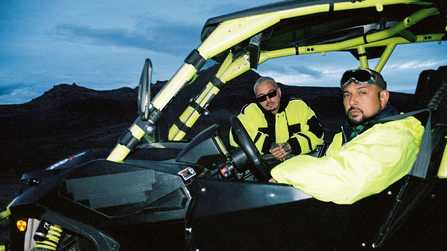 J Balvin and Sean Paul collaborate in new song