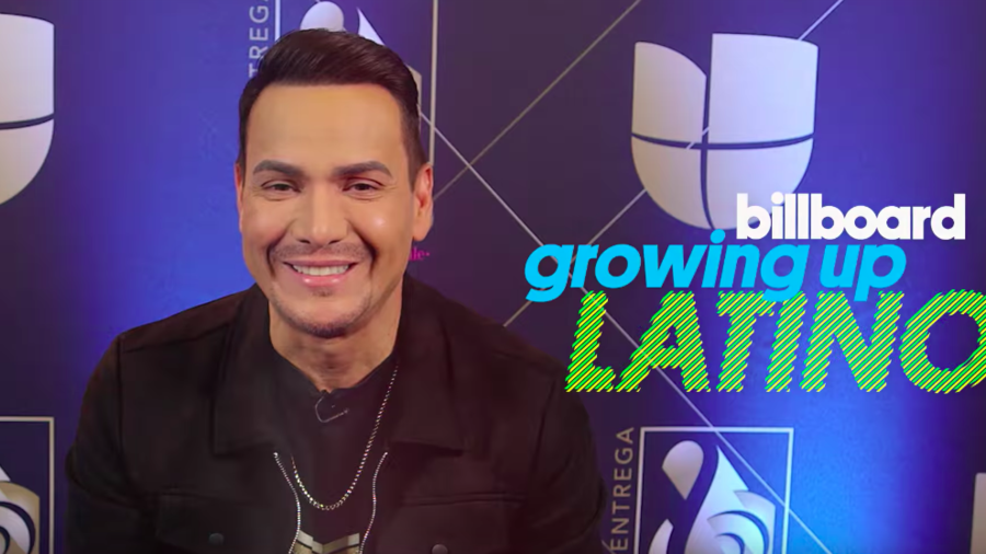 Victor Manuelle takes the Growing Up Latino hot seat