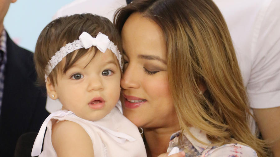Adamari Lopez Celebrates Daughter's Birthday