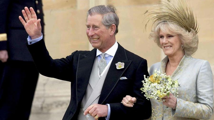 Príncipe Carlos y Camila Parker
