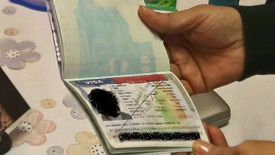 Visas de inmigrantes