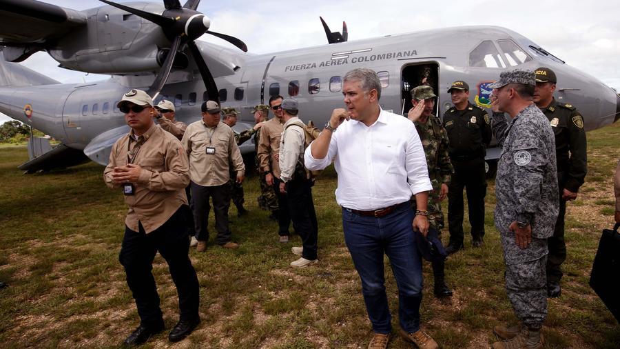 """Colombia pone en marcha la ofensiva """"Artemisa"""" para detener la deforestación"""