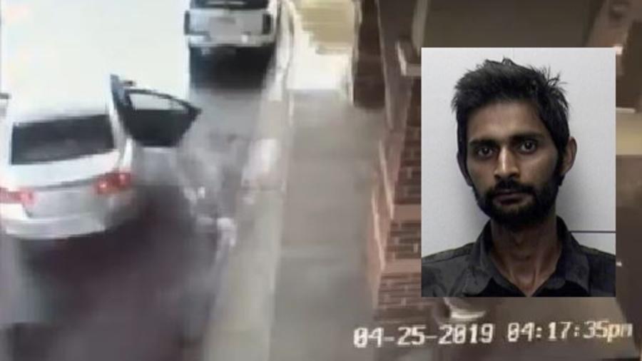 El sospechoso del robo Dalvir Singh, de 24 años.
