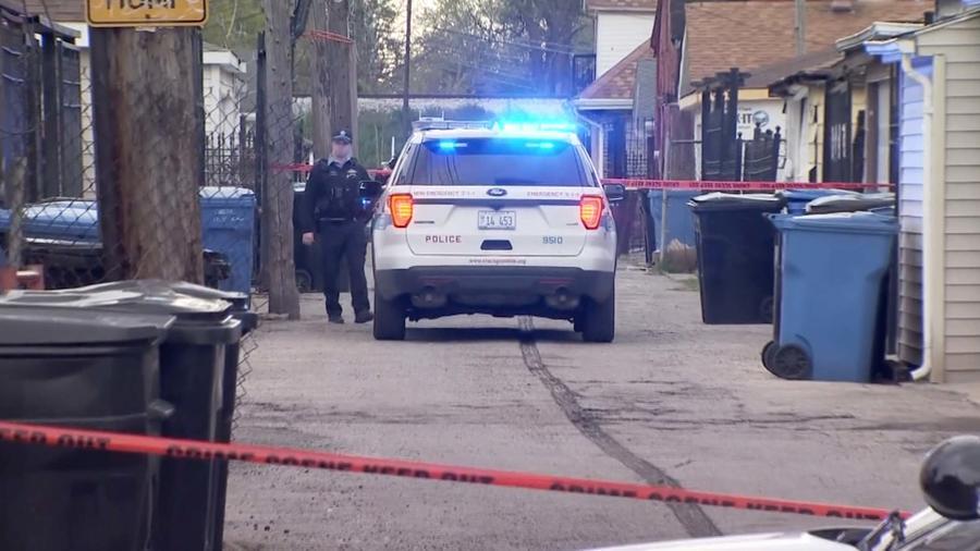 Policía Chicago