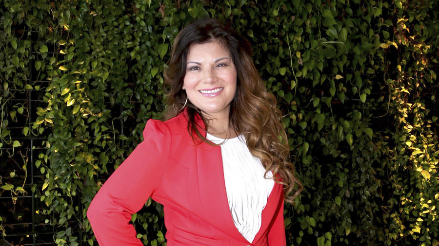 Diana Reyes, cantante mexicana