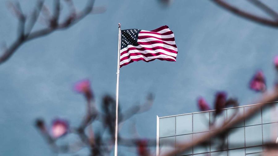 USA bandera