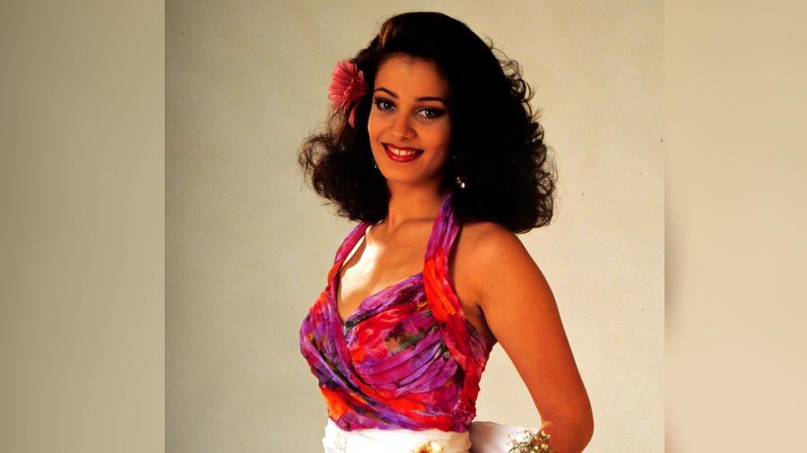 Dayanara Torres en 1993, Miss Universo.