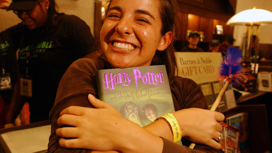 New Harry Potter Book Released in New York City