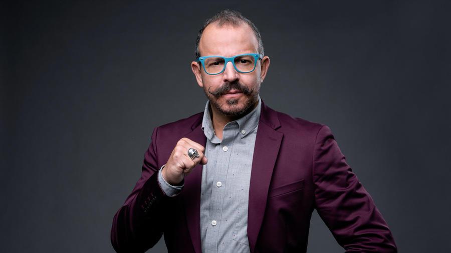 Benito Molina es uno de los chefs más exitosos de México