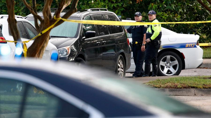 Escenario de tiroteo en Virginia Beach