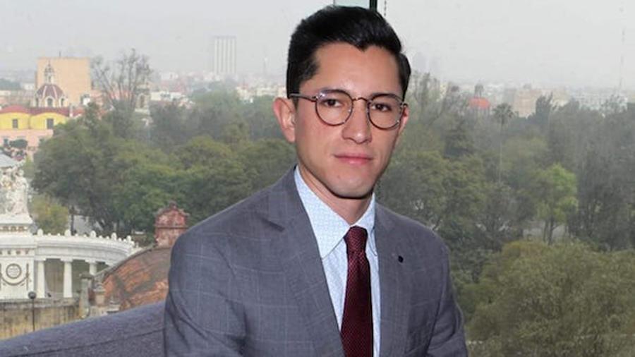 Roberto Velasco Álvarez, en una imagen de archivo de su cuenta oficial de Twitter