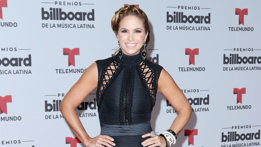 Lucero en los Billboard Latin Music Awards en Miami, Florida, 2016.