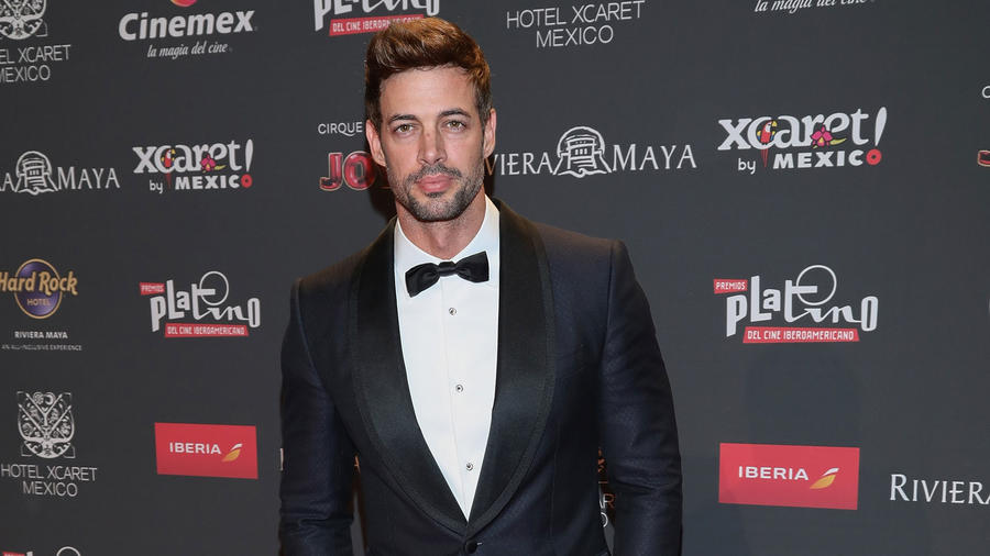 William Levy en un evento en Playa del Carmen, en México.