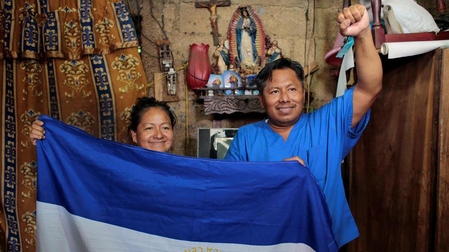 Presos políticos liberados en Nicaragua hoy