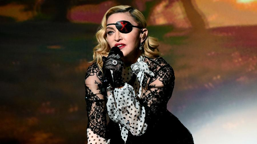 Madonna at the 2019 Billboard Music Awards