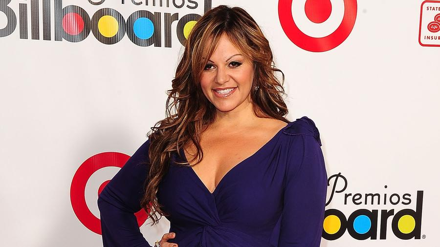 Jenni Rivera attends the 2009 Billboard Latin Music Awards