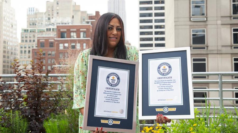 La India gets Guinness World Record