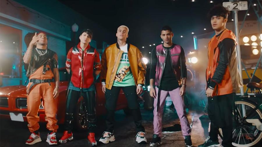 CNCO presentan nuevo video musical