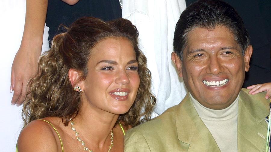 Niurka Marcos y Juan Osorio