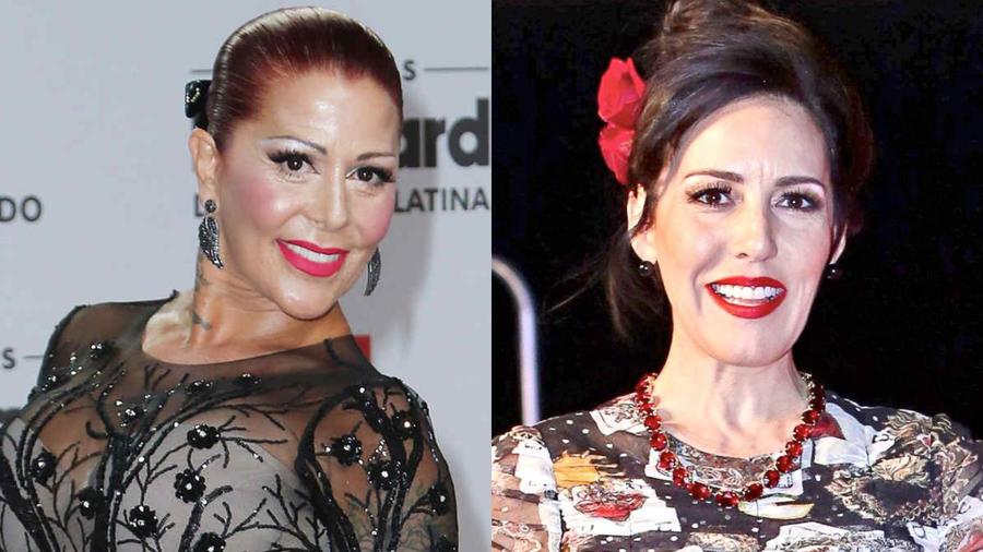 Alejandra Guzman y Stephanie Salas