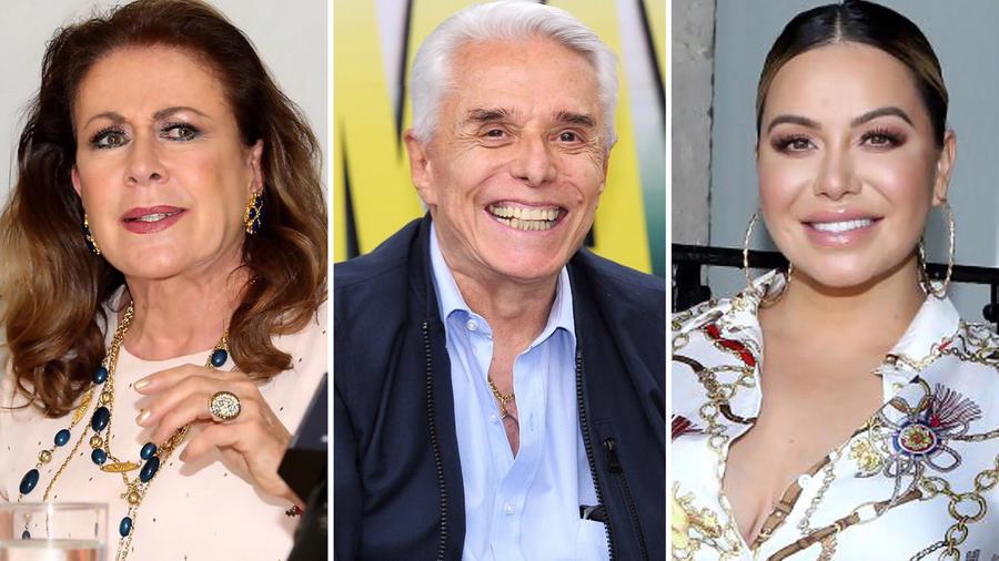 Laura Zapata, Enrique Guzmán y Chiquis Rivera opinan