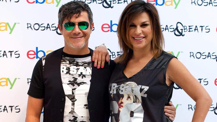 Alejandro Sanz y Raquel Perera lanzan la Rosas & Beats Collection en junio de 2014