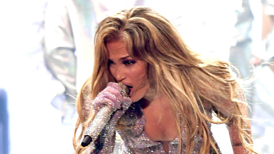 Jennifer Lopez In Concert - Inglewood, CA