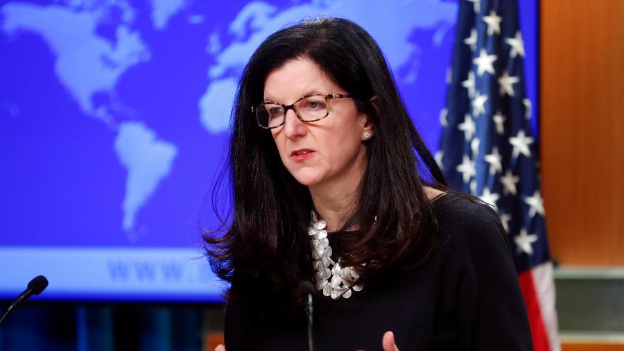 Kimberly Breier, la diplomática de más alto rango de EEUU para Latinoamérica, en una imagen de archivo