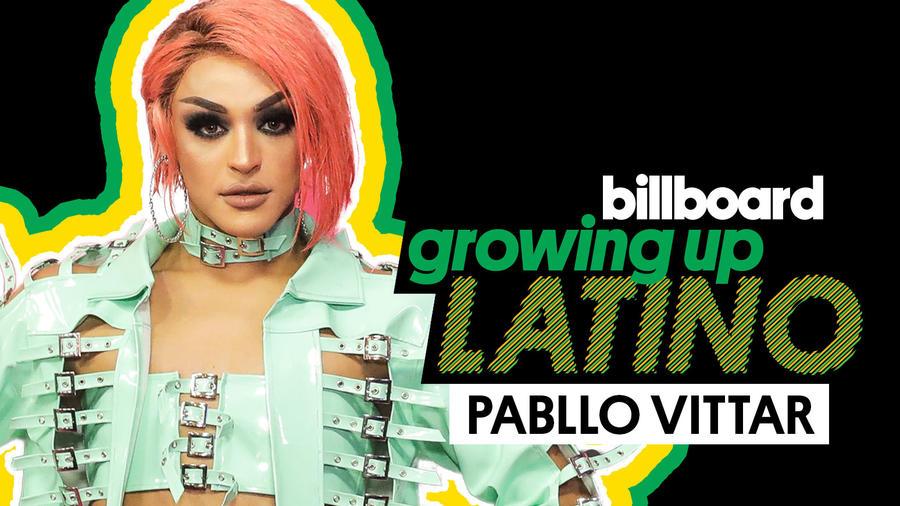 Pabllo Vittar on Growing up Latino